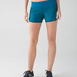 Run Times Short *4-way Stretch